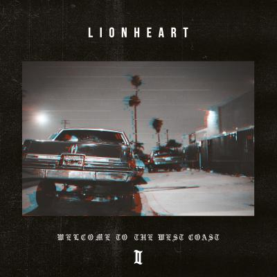 LIONHEART ´Welcome To The West Coast II´ [LP]