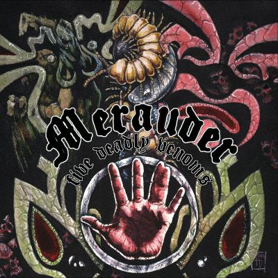 MERAUDER ´Five Deadly Venoms´ [LP]