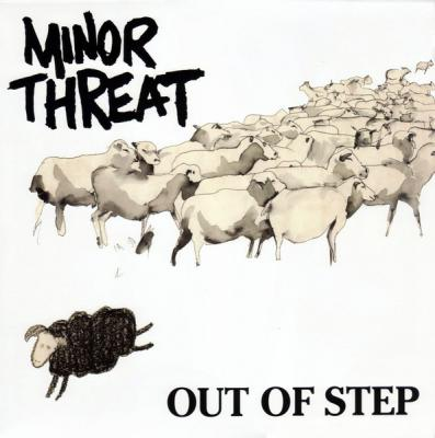 MINOR THREAT ´Out Of Step´ [LP]