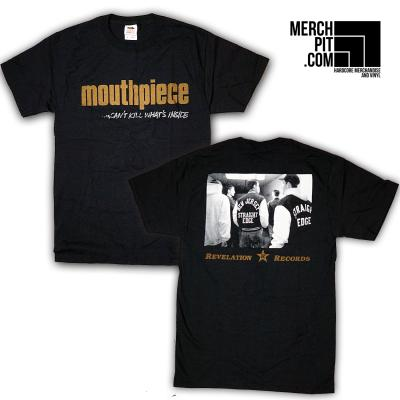 MOUTHPIECE ´Can't Kill What's Inside´ Shirt