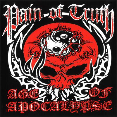 "AGE OF APOCALYPSE & PAIN OF TRUTH ´Split´ 7"" [PRE-ORDER]"