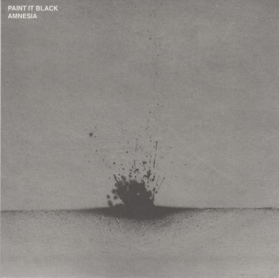 "PAINT IT BLACK ´Amnesia´ [7""]"