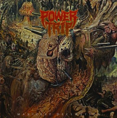 POWERTRIP ´Manifest Decimation´ [LP]