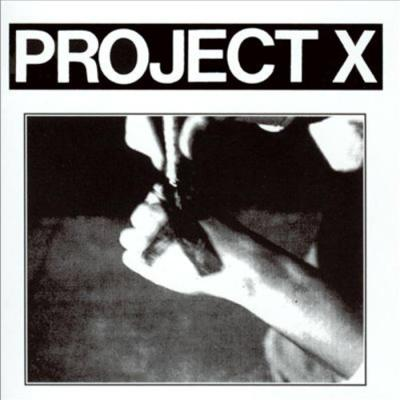 PROJECT X ´Straight Edge Revenge´ 7""