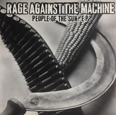 "RAGE AGAINST THE MACHINE ´People Of The Sun` [10""]"