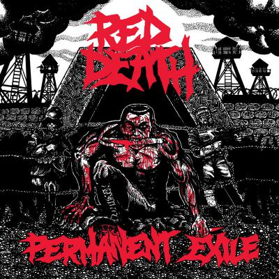 RED DEATH ´Permanent Exile ´ [LP]