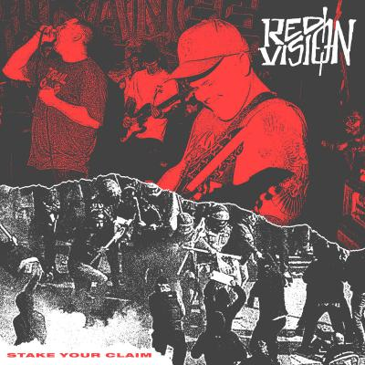 RED VISION ´Stake Your Claim´ [LP]