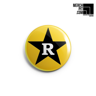 REVELATION RECORDS ´Star´ Button
