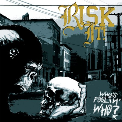 RISK IT! ´Who's Foolin' Who?´ LP
