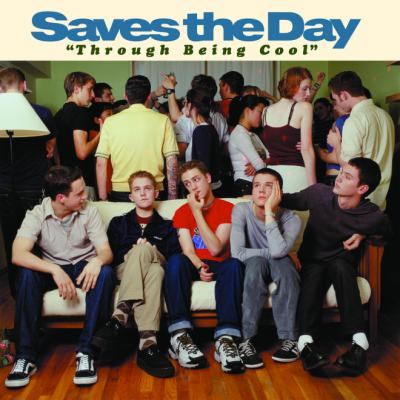 SAVES THE DAY ´Through Being Cool´ [LP]