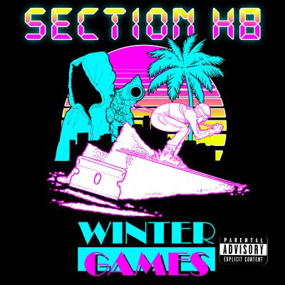 SECTION H8 ´Winter Games´ [Tape]
