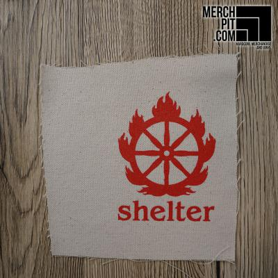 SHELTER ´Logo´ [Patch]