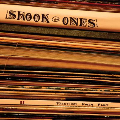 SHOOK ONES ´Facetious Folly Feat´ LP