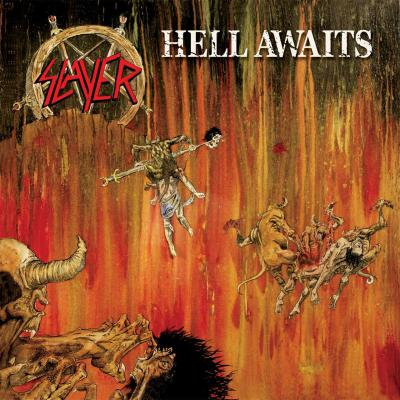 SLAYER ´Hell Awaits´ [LP]