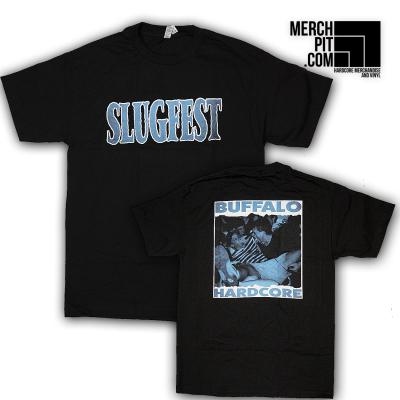 SLUGFEST ´Buffalo Hardcore´ [Shirt]