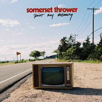 SOMERSET THROWER ´Paint My Memory´ LP