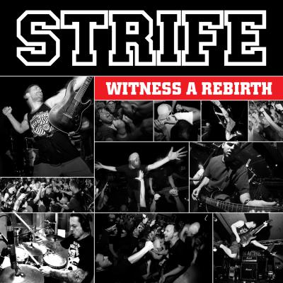 STRIFE ´Witness A Rebirth´ - LP