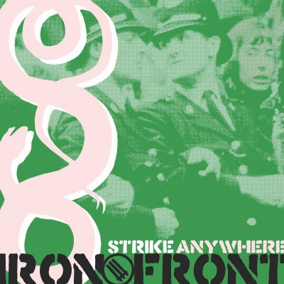 STRIKE ANYWHERE ´Iron Front´ LP