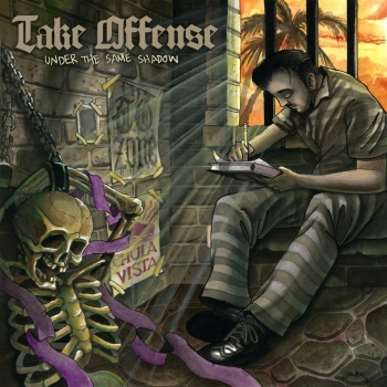 TAKE OFFENSE ´Under The Same Shadow´ [LP]