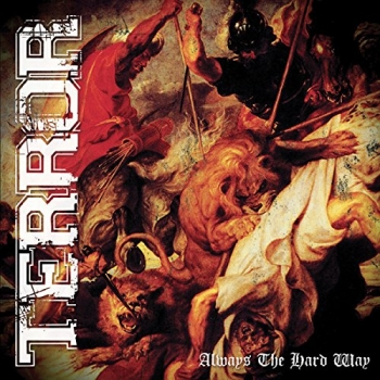 TERROR ´Always The Hard Way´ [CD]