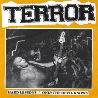 "TERROR ´Hard Lessons/Only The Devil Knows´ [7""]"