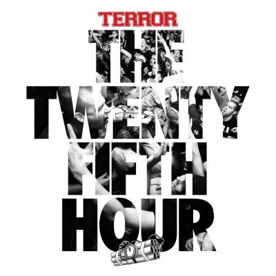 Terror The 25th Hour LP