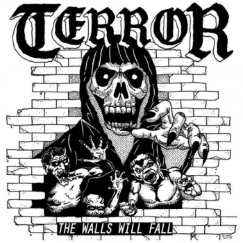 "TERROR ´The Walls Will Fall´ [7""]"