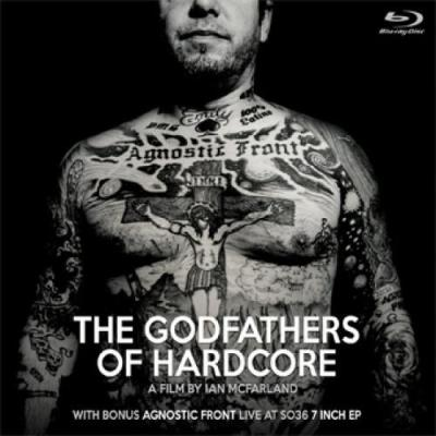"AGNOSTIC FRONT ´The Godfathers Of Hardcore´ [Bluray + 7""]"