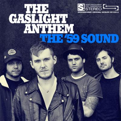 THE GASLIGHT ANTHEM ´The '59 Sound´ [LP]
