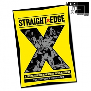 TONY RETTMAN: Straight Edge [Book]