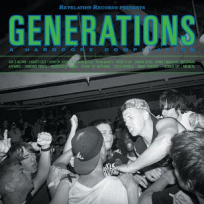 V.A. ´Generations: A Hardcore Compilation´ LP