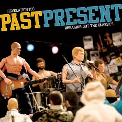 V.A. - Past Present - Breaking Out The Classics - LP