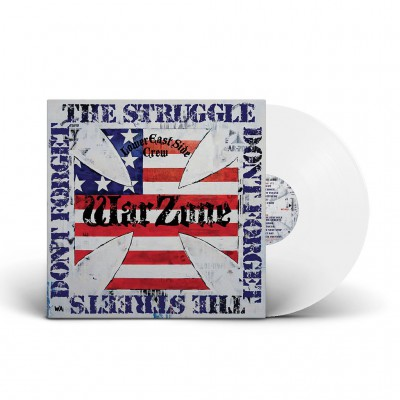 WARZONE ´Don't Forget The Struggle Don't Forget The Streets´ LP
