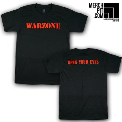 WARZONE ´Open Your Eyes´ Shirt