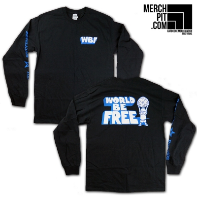 WORLD BE FREE ´WBF´ [Longsleeve]