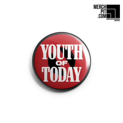 YOUTH OF TODAY ´No More´ - Button