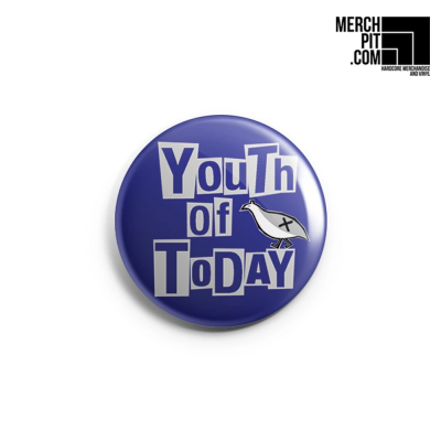 YOUTH OF TODAY ´O.N.S.´ - Button