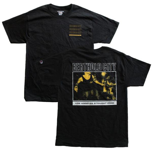BERTHOLD CITY ´Los Angeles Straight Edge´ Shirt