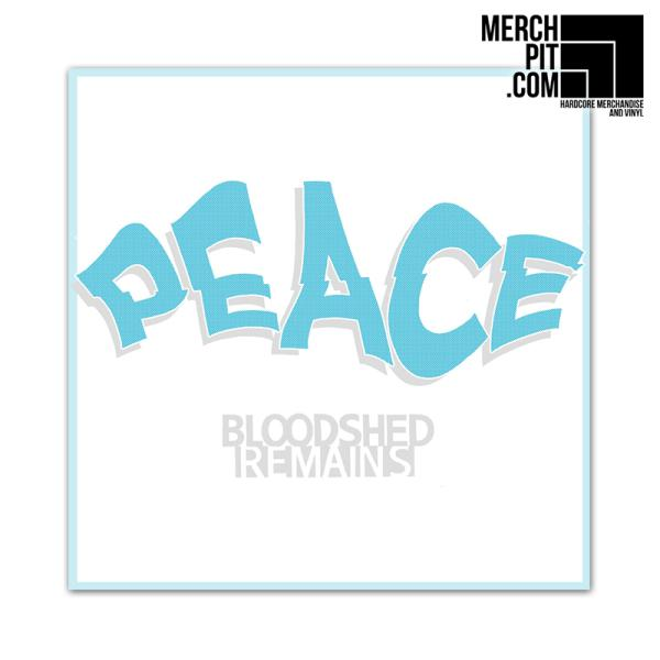 Bloodshed Remains - Peace - 12'' EP