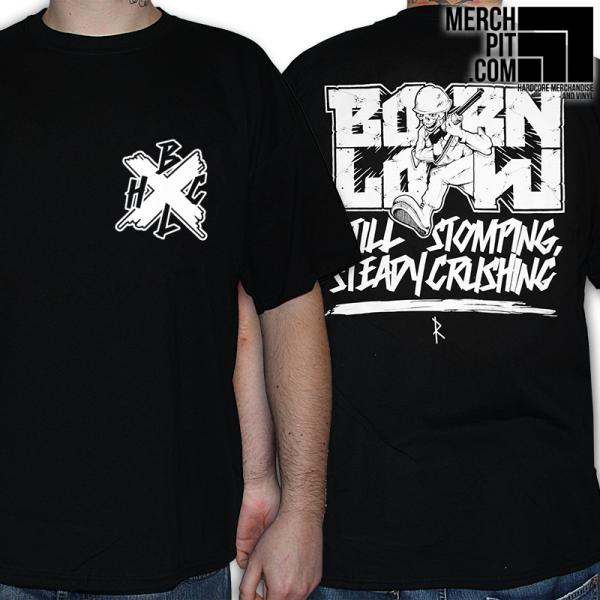 Born Low - Stomping - T-Shirt