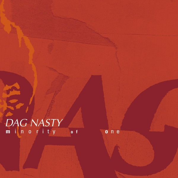 DAG NASTY ´Minority Of One´ [LP]a