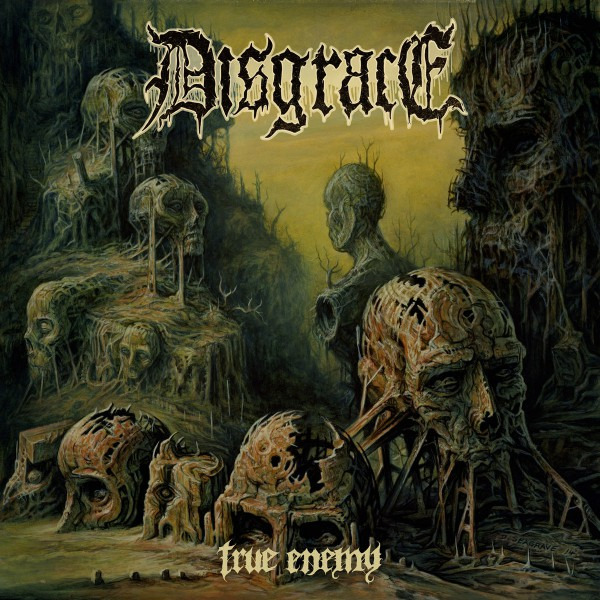 DISGRACE ´True Enemy´ LP