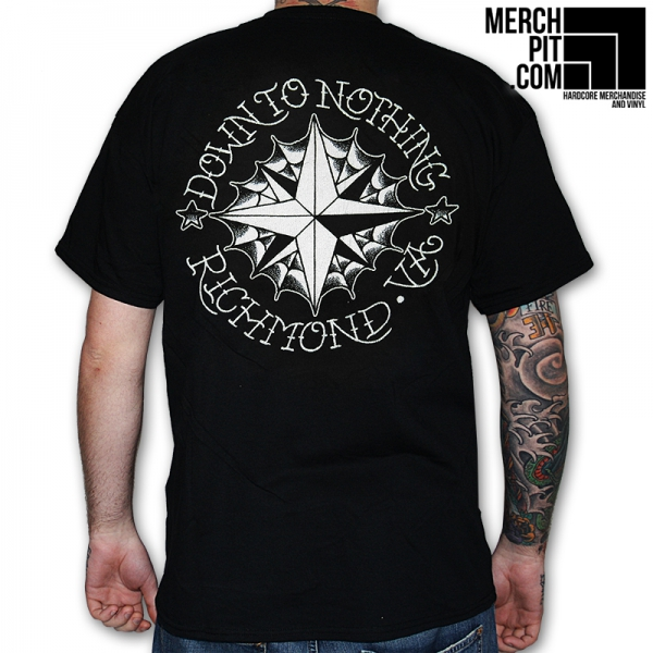 Down To Nothing - Richmond - T-Shirt