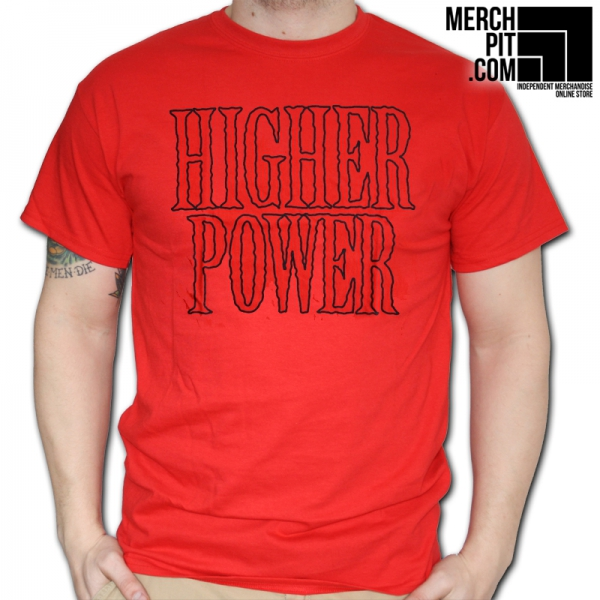Higher Power - Logo - T-Shirt