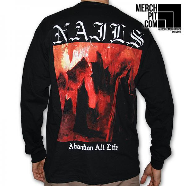 Nails - Abandon All Life - Longsleeve