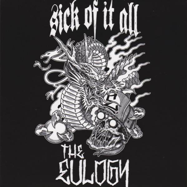 "SICK OF IT ALL & THE EULOGY ´Split´ [7""]"