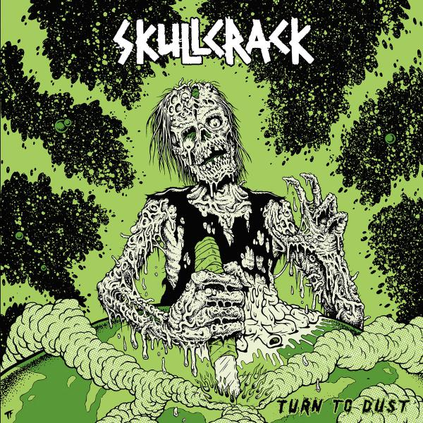 SKULLCRACK ´Turn To Dust´ [LP]