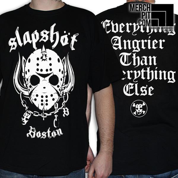 Slapshot - Everything Angrier - T-Shirt