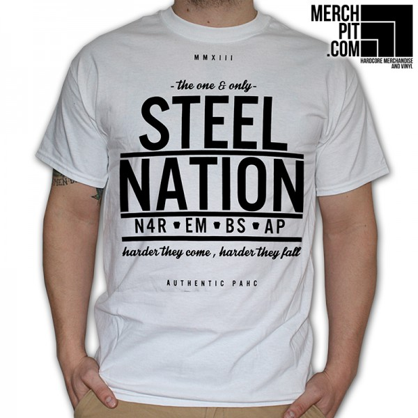 Steel Nation - Authentic PAHC - T-Shirt