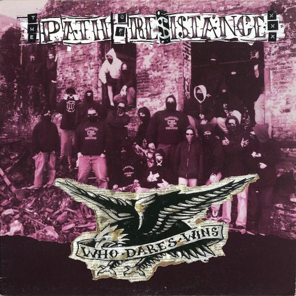 THE PATH OF RESISTANCE ´Who Dares Wins´ [LP]